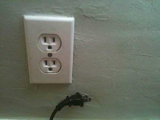 Post image for Unplugging this week