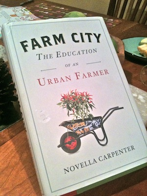 Post image for Book: Farm City